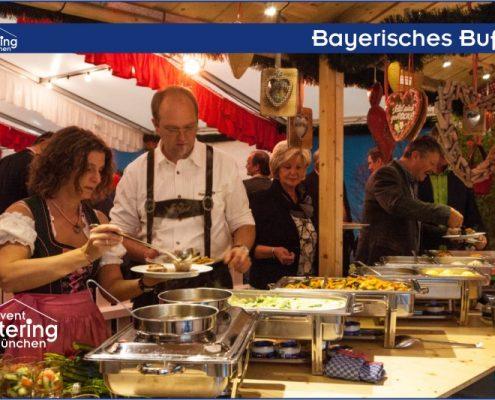 Bayerisches Buffet Catering Straubing