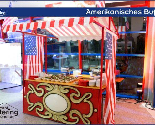 Amerikanisches Buffet Catering Straubing