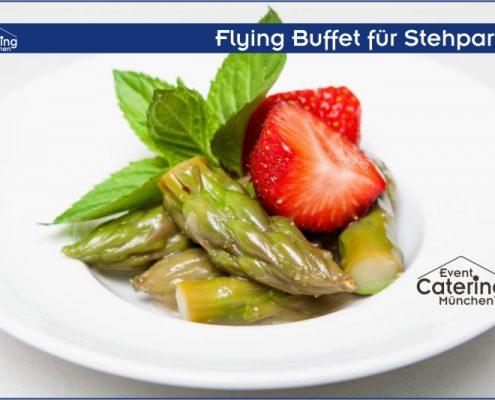 Flying Buffet Salat Catering Straubing