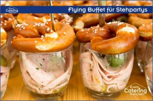 Flying Buffet bayrisch Catering Straubing