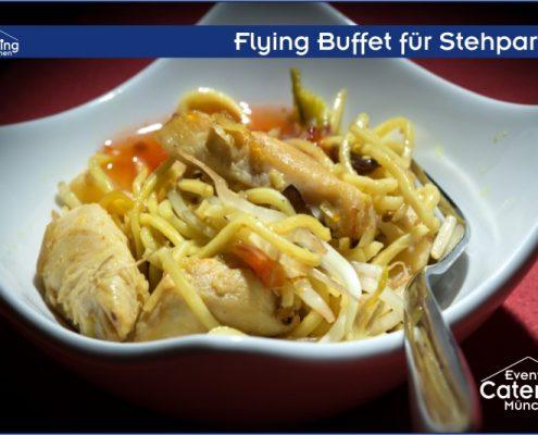 Flying Buffet asiatisch von Catering Straubing