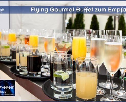 VIP-Hochzeit im Zelt von Zeltverleih Straubing