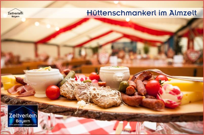 Almfest im Almzelt von Zeltverleih Straubing