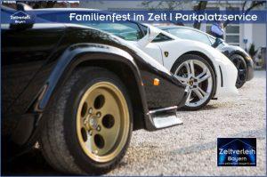 Familienfeier im Zelt von Zeltverleih Straubing