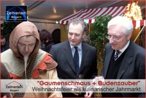 Weihnachtsfeier im Zelt Zeltverleih Straubing