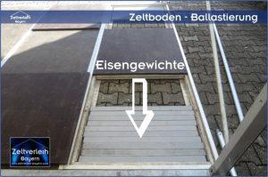 Zelte + Catering von Zeltverleih Straubing